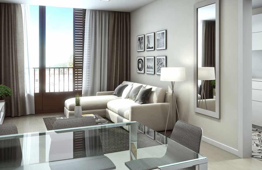 Недвижимость в барселоне Район Эшампле
