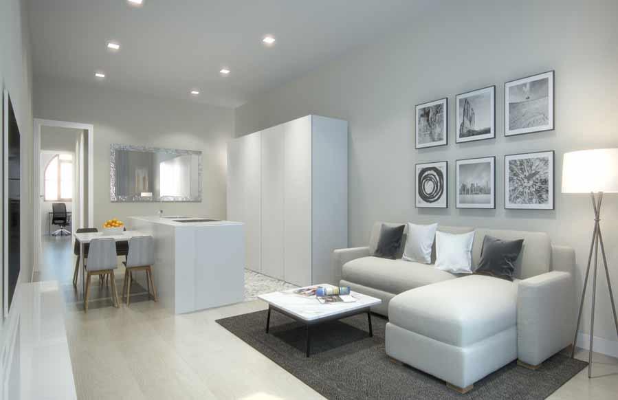 недвижимость в барселоне квартиры в районе грасия
