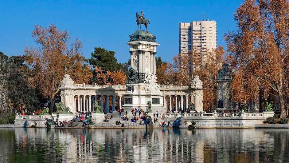 Парк Ретиро Недвижимость в Испании