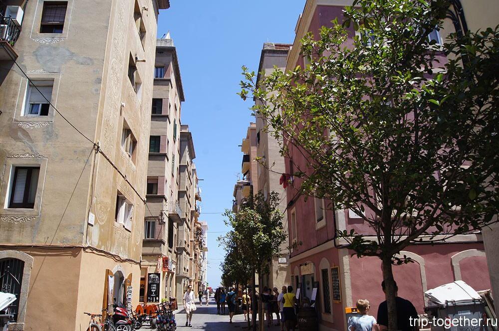 Барселонета. Недвижимость в Барселоне