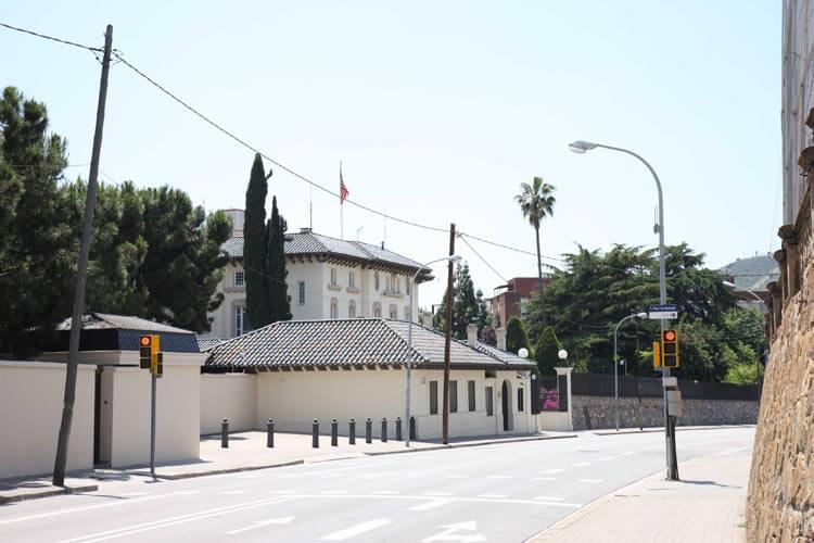 Comprar pisos de lujo en Barcelona Barrio de Pedralbes Barcelona Consulado EEUU