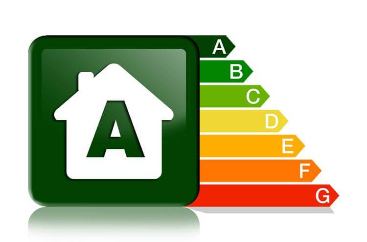 Comprar pisos de lujo en Barcelona logo eficiencia energética A One Pedralbes House