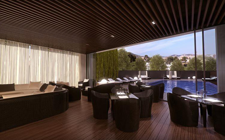 Comprar pisos de lujo en Barcelona Chill Out One Pedralbes House