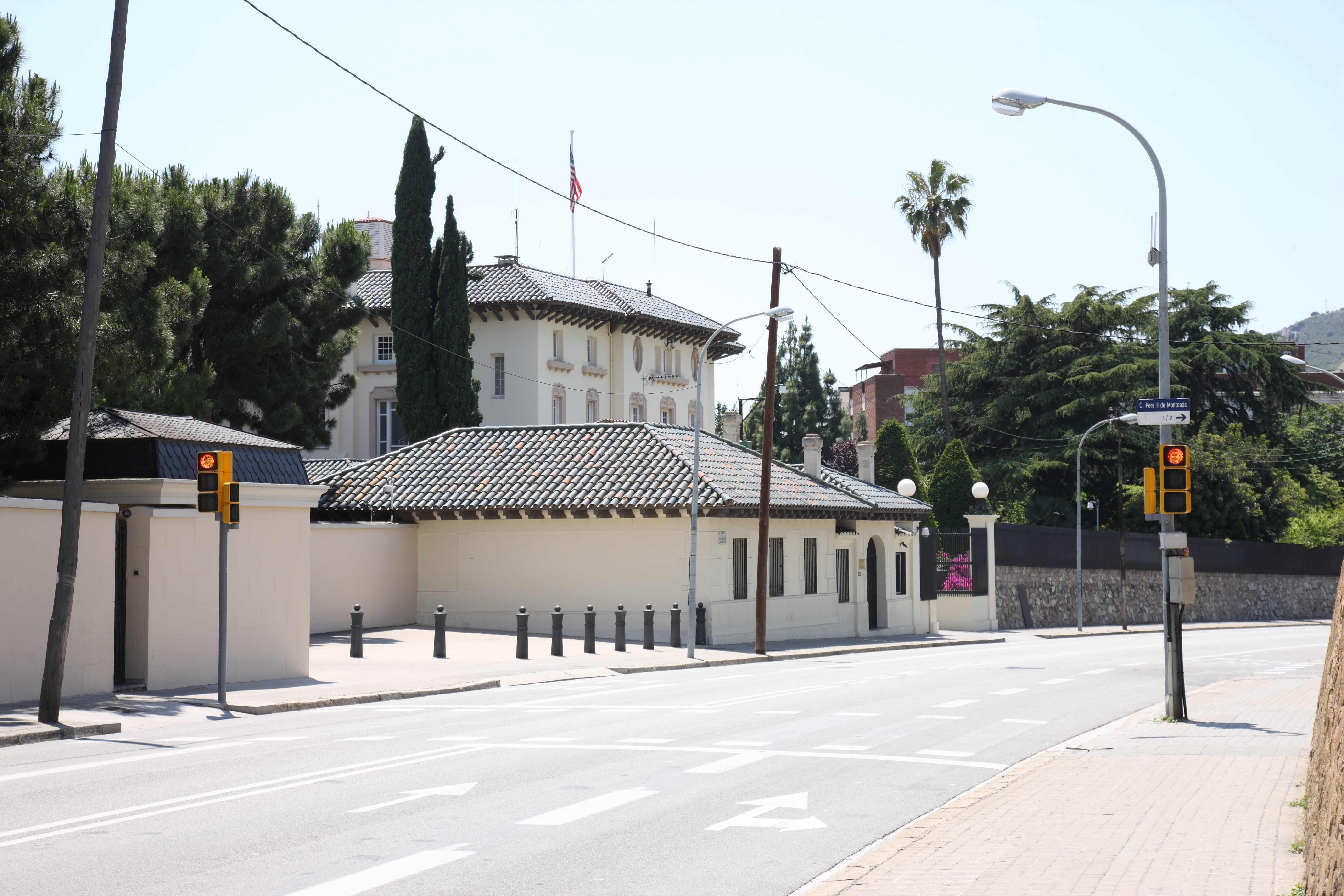Консульство США. Купить квартиру в Барселоне. Лучший район города.