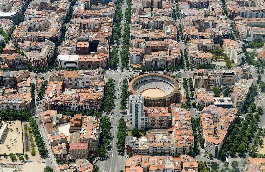 Эшампле. Купить недвижимость в Барселоне. Предложения недвижимость в Барселоне