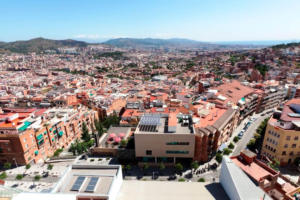 Орта Гинардо, недвижимость в Барселоне. Дешевая недвижимость в Барселоне