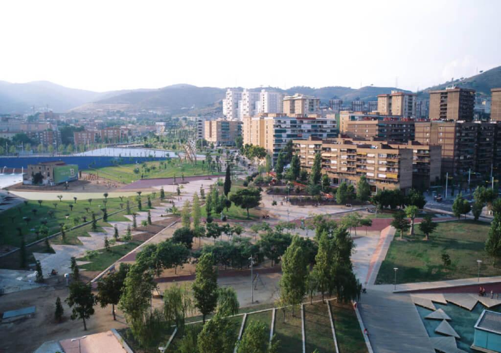 Nou Barris. Купить недвижимость в Барселоне