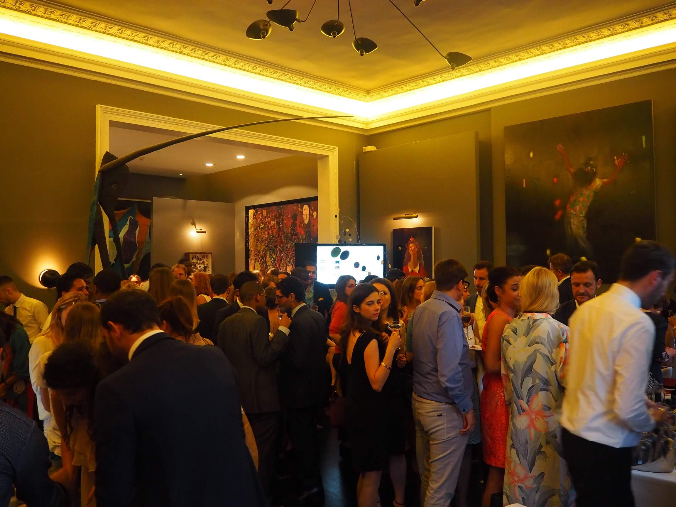 Great event in Moston´s club. Know luxury property in Barcelona Spain