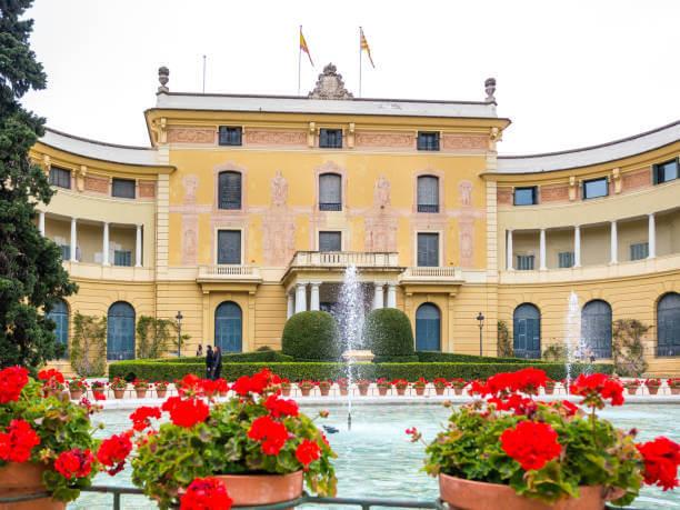 Casas en Pedralbes Palacio de Pedralbes