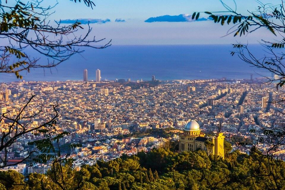 Barrios de alto standing en Barcelona