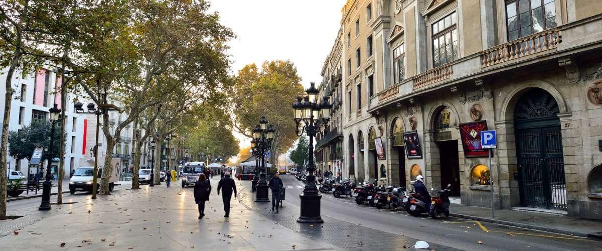 barrios mas seguros para vivir en barcelona