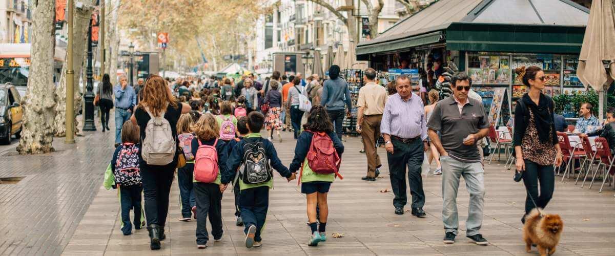 barrios seguros barcelona
