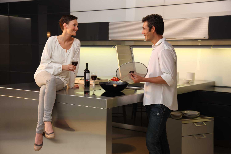 cocinas integrales de lujo modernas