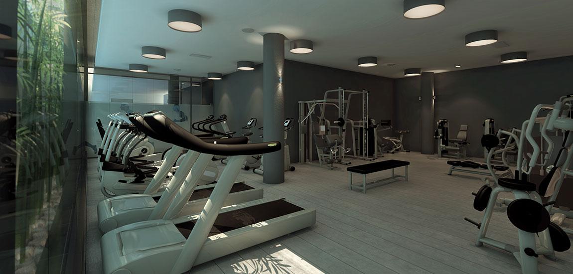 спортивное оборудование недвижимость барселона