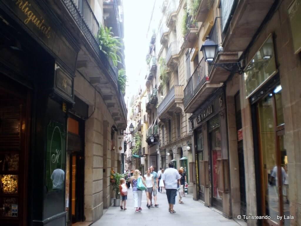 Купитть квартиру в Испании Барселона. Готиго