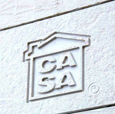 Label real estate developer CASA luxury apartments barcelona