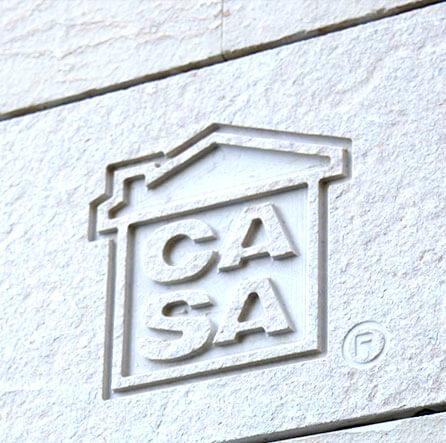 Логотип Группа CASA застройщик купить элитную недвижимость в Барселоне