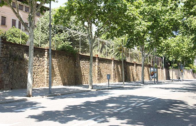 архитектура Педральбеса. Новая недвижимость в Барселоне