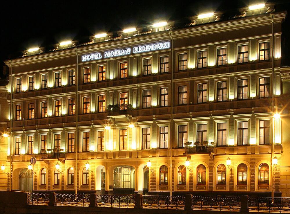 Hotel kempenski , evento de pisos de lujo en barcelona. pisos en pedralbes