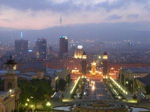 mejores barrios para vivir en barcelona, vista de la ciudad