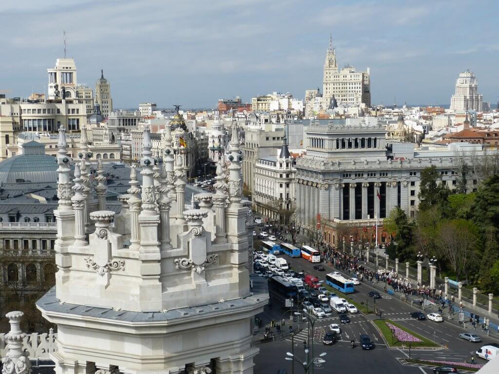 Центр Мадрида. Недвижимость в Испании. Советы как купить недвижимость в Испании. Опыт