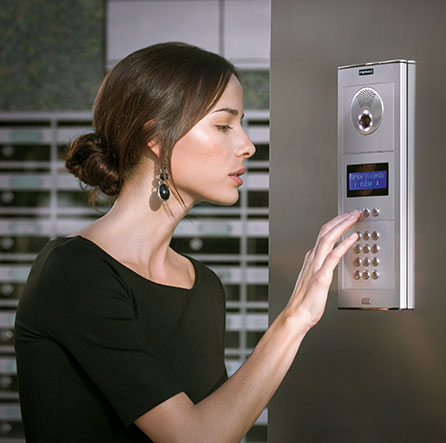 Access control for luxuury properties barcelona