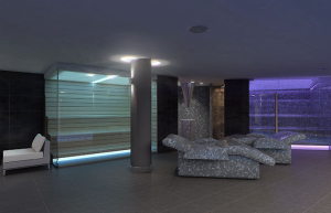 zona relax one pedralbes house